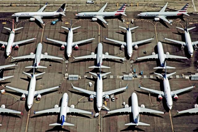 Boeing: Έως το 2030 η εμπορική χρήση αεροπλάνων με βιοκαύσιμα