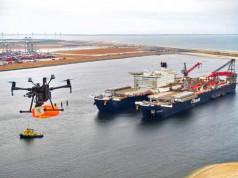 ναυτιλία drones