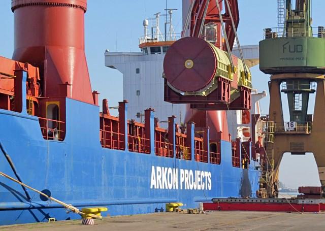 Short-sea shipping: Συμφωνία μεταξύ Wilson και Arkon