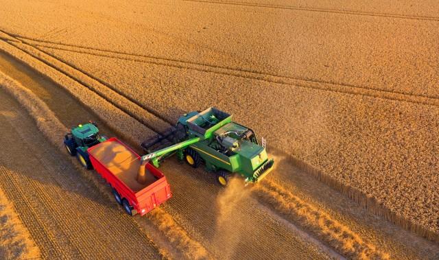 Ουκρανία: Η ξηρασία πλήττει τη συγκομιδή σιταριού