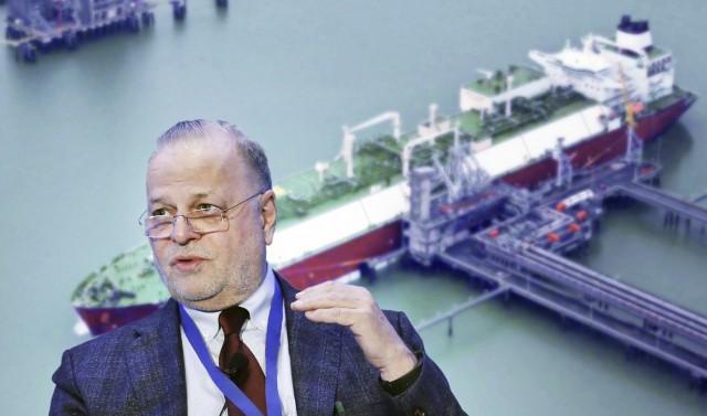 Μυτιληναίος: Μακροχρόνια συμφωνία με την Gazprom στο φυσικό αέριο