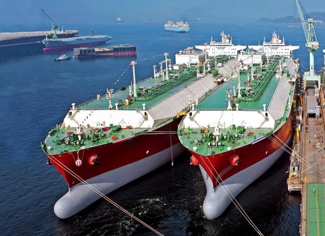 Το μεγαλύτερο ναυπηγικό πρόγραμμα LNG Carriers στην ιστορία