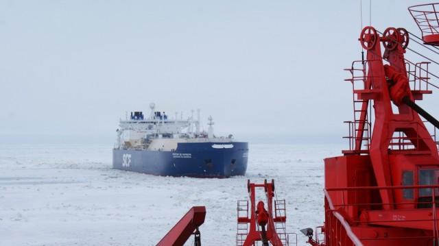 Βόρειο Πέρασμα: Εξέλιξη-ορόσημο για την αύξηση της διακίνησης φορτίων