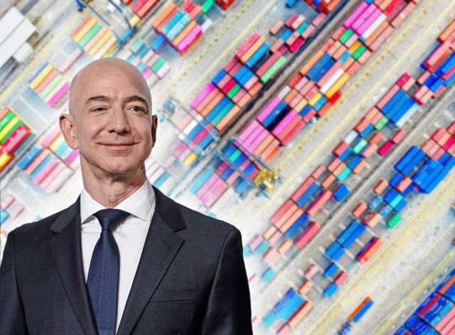 Μega-επένδυση του Jeff Bezos στα ψηφιακά logistics