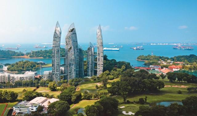 Σιγκαπούρη: H γαλάζια οικονομία σε πρώτο πλάνο