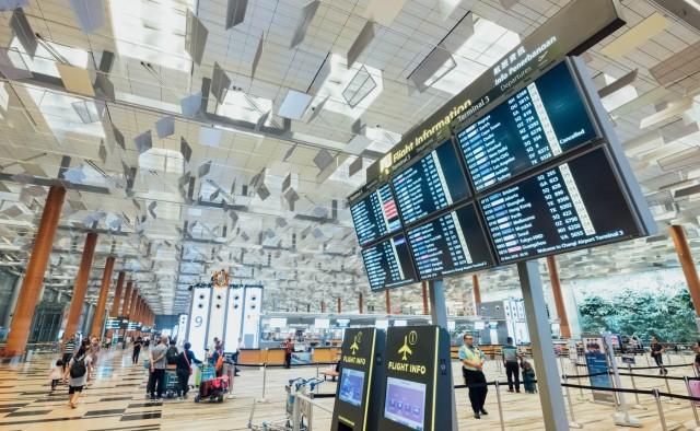 Τα διεθνή αεροδρόμια υψηλού κινδύνου μετάδοσης του κορονοϊού