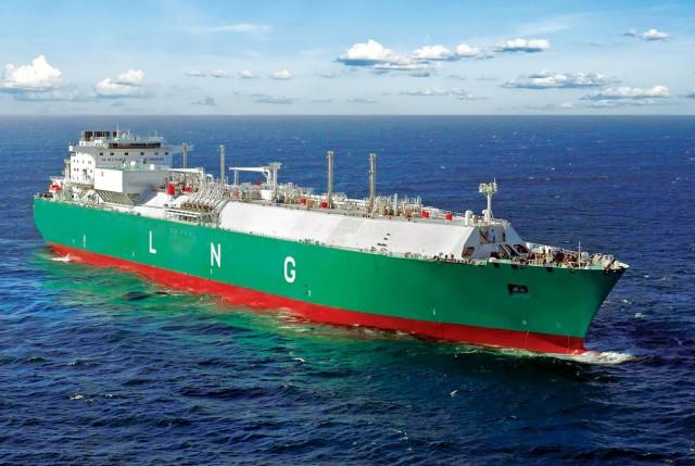 Petronas: Η πρώτη εξαγωγή LNG προς τη Μιανμάρ