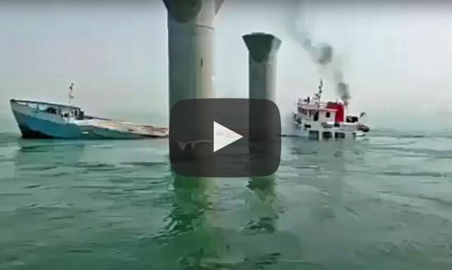 Βύθιση ιρανικού πλοίου-νεκρός ένας ναυτικός