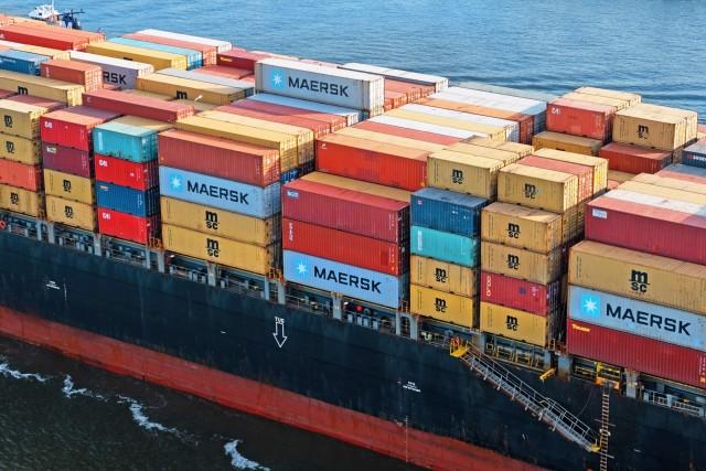 Ο παροπλισμός containerships σε ιστορικά υψηλά επίπεδα