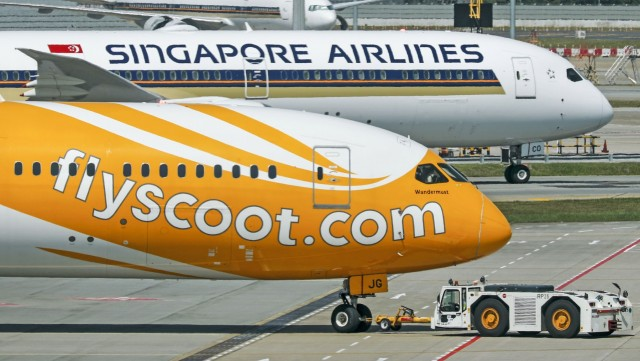 Αθήνα-Σιγκαπούρη: Αναστολή πτήσεων ανακοινώνει η Scoot