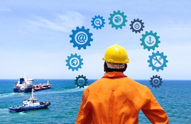 Η βελτίωση της επικοινωνίας των ναυτικών σε πρώτο πλάνο