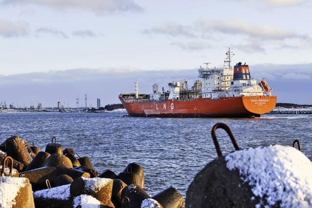 To Βόρειο Πέρασμα ως κόμβος μεταφοράς LNG