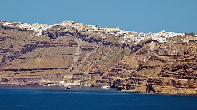 Λιμάνι Αθηνιού-Σαντορίνη: Εντός 2020 η ολοκλήρωση του έργου