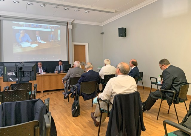 «Ιστορική» η Γενική Συνέλευση του Committee, παρουσία του ΥΝΑΝΠ, στην Αθήνα