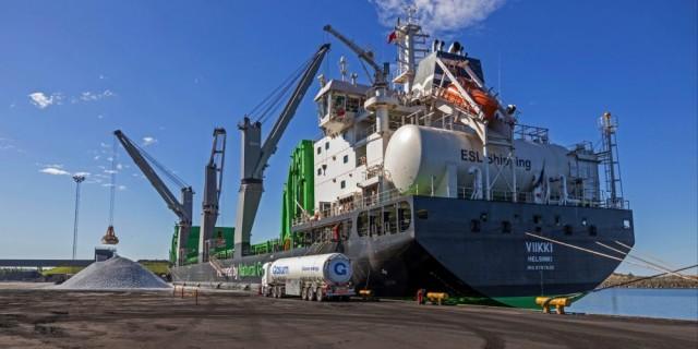 Προ των πυλών η χρήση υγροποιημένου βιοαερίου στη ναυτιλία (;)