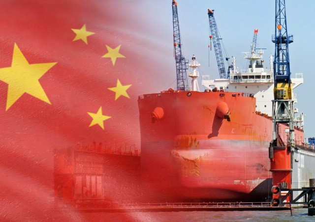 Νέο ναυπηγείο στην Κίνα