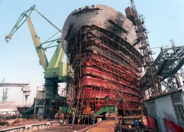 Κινεζικά ναυπηγεία: Στο έλεος της μειωμένης ζήτησης