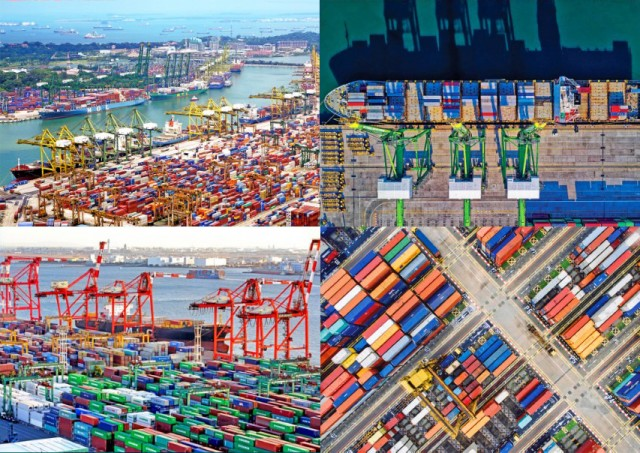 DP World: Από τα λιμάνια στο e-commerce