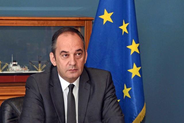 Όσα δήλωσε ο Υπουργός Ναυτιλίας για το θέμα του ναυπηγείου της Cosco