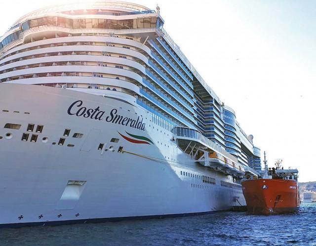 Προώθηση του LNG από το λιμάνι της Μασσαλίας
