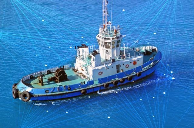 Σιγκαπούρη: Η πρώτη εξ αποστάσεως επιθεώρηση σε ρυμουλκό πλοίο