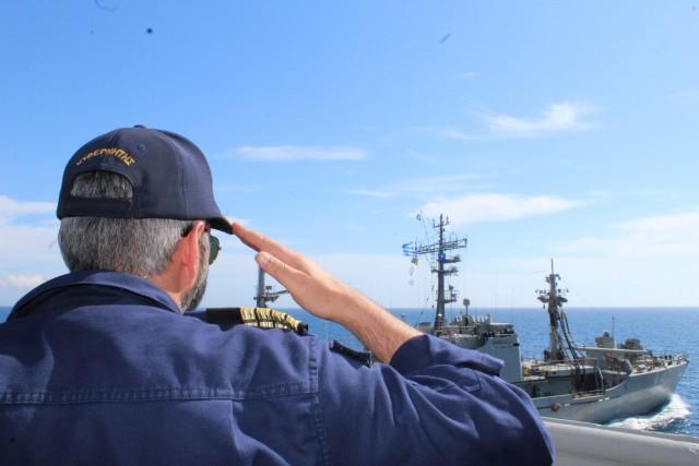 Πολεμικό Ναυτικό: Πολυεθνική Άσκηση Ναρκοπολέμου «ΑΡΙΑΔΝΗ 20»
