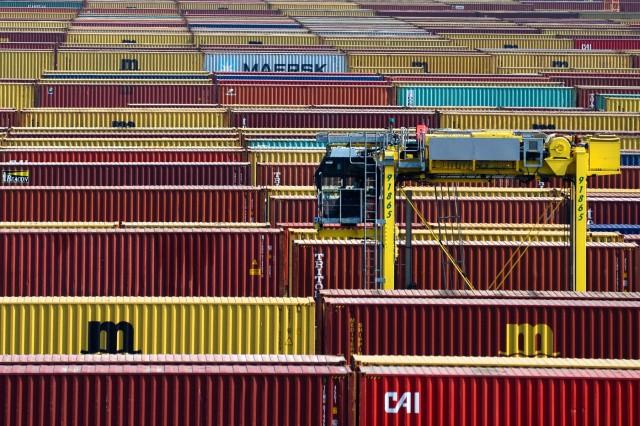 Λιμάνια Αμβέρσας- Ίπσουιτς: Αυξήσεις στη ροή φορτίων, παρά τον Covid-19