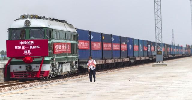 Κίνα-Ρωσία: Νέα εμπορευματική σιδηροδρομική σύνδεση
