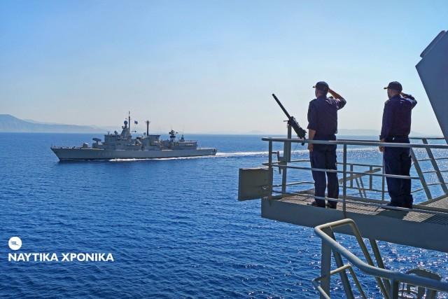 H μεγάλη δωρεά Λασκαρίδη στο Πολεμικό Ναυτικό