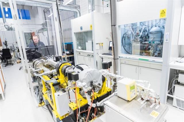 Η πρώτη μεγάλης κλίμακας δοκιμή αμμωνίας σε κινητήρα πλοίου
