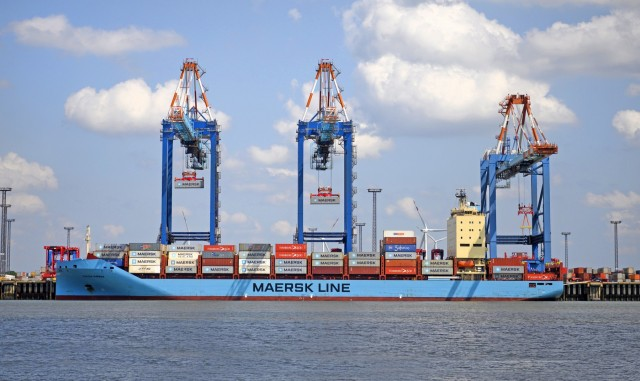 Maersk: Αναβάθμιση των προοπτικών για την κερδοφορία