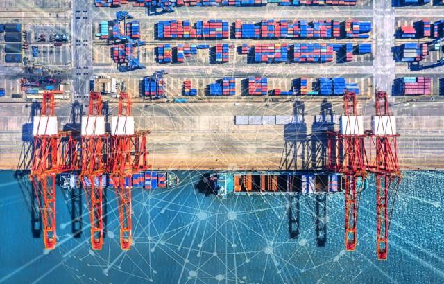 Συνεργασία Cosco-Αlibaba με φόντο την ψηφιοποίηση της ναυτιλίας