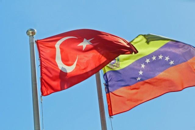 Νέα εμπορική συμφωνία για Βενεζουέλα και Τουρκία
