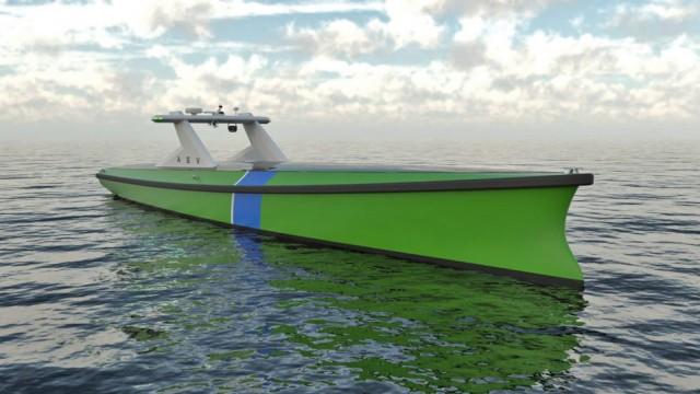 Στα σκαριά το πρώτο αυτόνομο σκάφος θαλάσσιων περιπολιών