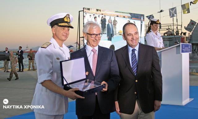 Ο ελληνικός εφοπλισμός, αρωγός της θαλάσσιας ασφάλειας και άμυνας της χώρας