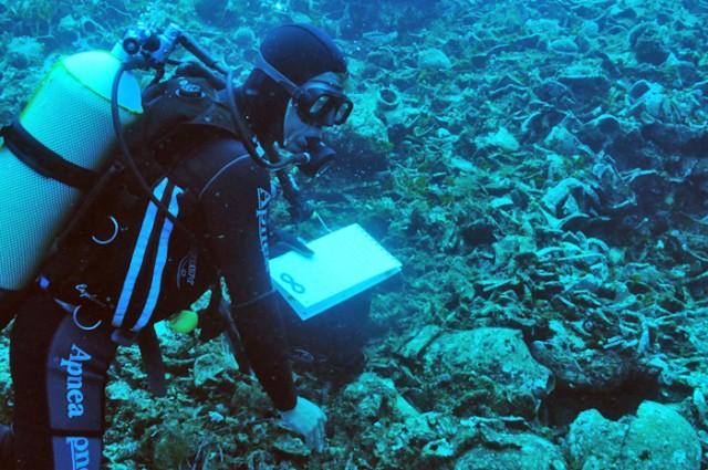 Aνοίγει τις υδάτινες πύλες του το πρώτο υποβρύχιο μουσείο της Ελλάδας