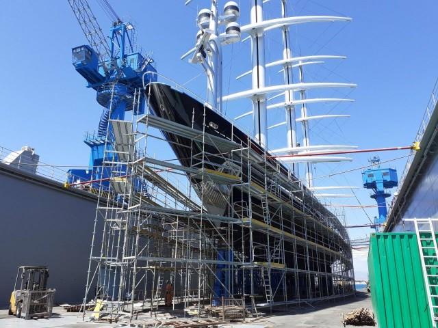 Η Λεμεσός ως προορισμός για επισκευές super yachts
