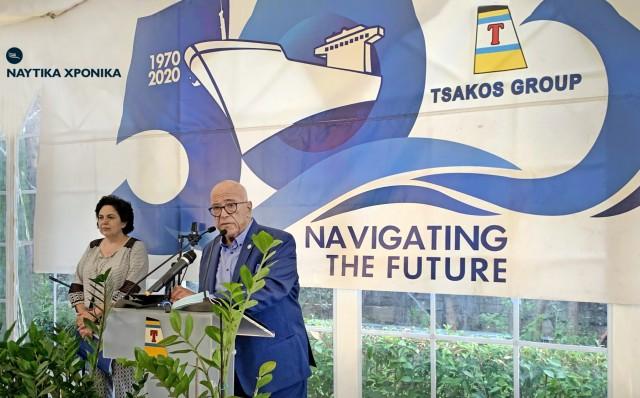 Καπτ. Π. Ν. Τσάκος: «Αν δεν προσπαθήσουμε για τους ναυτικούς μας δεν θα μας συγχωρέσει η Ιστορία»