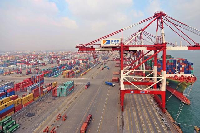 Η κατάσταση στα κινεζικά λιμάνια υπό τον φόβο του Covid-19