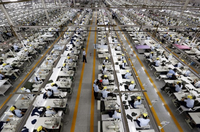 Mega-επένδυση στην κλωστοϋφαντουργία για την Αίγυπτο