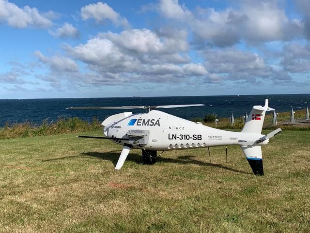 Δανία: Drone θα επιτηρεί πλοία
