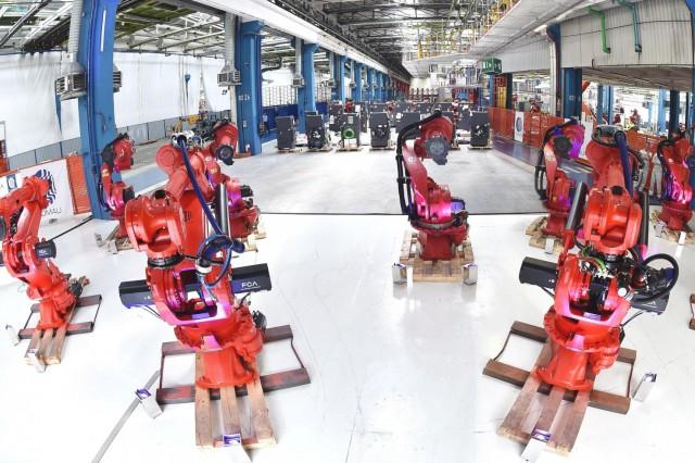 Τα ρομπότ «κατακλύζουν» την Κίνα