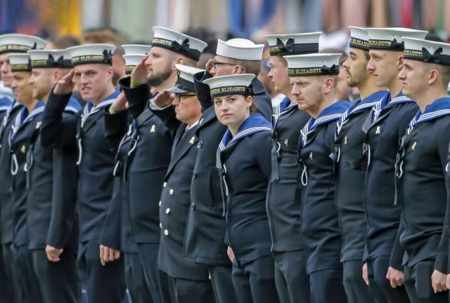 Βρετανικό Πολεμικό Ναυτικό: Απόφαση-σταθμός για την αποφυγή διακρίσεων λόγω φύλου