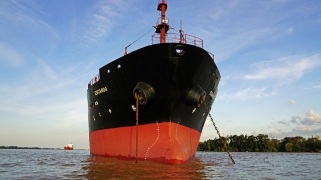 O ποταμός Παρανά και οι εκτιμήσεις για τις εξαγωγές σογιέλαιου