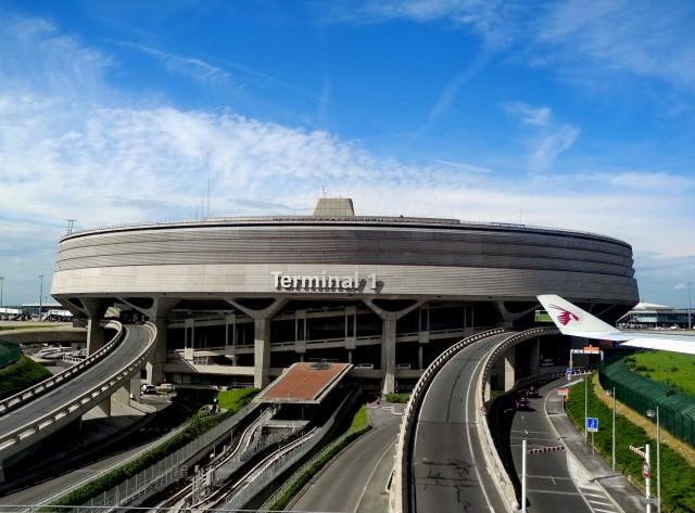 Τα πάνω κάτω στο αεροδρόμιο «Charles de Gaulle»
