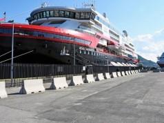 Νορβηγία: 33 ναυτικοί σε κρουαζιερόπλοιο θετικοί στον κορονοϊό