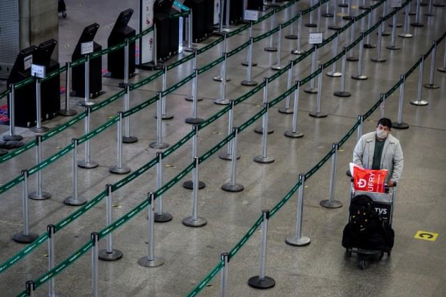 Βραζιλία: «Ανοίγουν» oι πτήσεις, προς παγκόσμια έκπληξη
