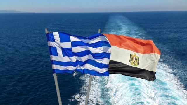 Ελλάδα-Αίγυπτος: Υπεγράφη η συμφωνία για την οριοθέτηση ΑΟΖ