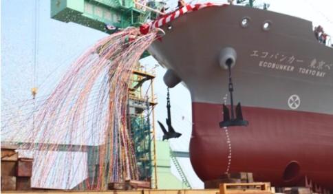 Το πρώτο LNG-VLSFO bunkering πλοίο της Ασίας