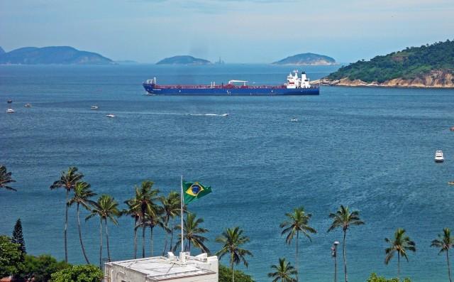 Βραζιλία: φρενίτιδα πετρελαϊκών εξαγωγών αλλά και περιορισμένα κέρδη